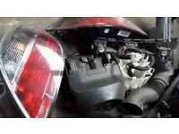 Genuine Vauxhall astra mk5 2010 spec joblot of car parts rear VXR SRI lights drivers mirror