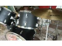 Stagg 8 piece Drum kit