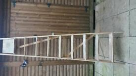 Retro step ladders
