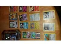 Pokemon box with FLAREON EX and others