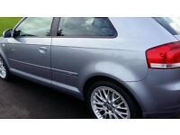Audi a3 s line special dsg 82500 miles