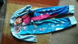 Frozen onesie