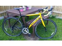 Carrera tdf road pro road bike