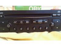 Clarion car cd/radion player