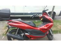 Honda pcx 125cc 2013 plate £1400 ono