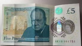£5 ak10