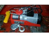 Electric winch 240v
