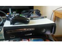 Xbox 360 120GB GTA IV WIRELESS DONGAL