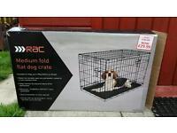 Medium RAC dog crate