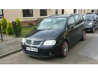 VW TOURAN 2.0 TDI SPORT