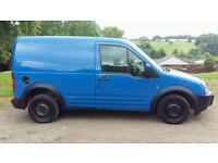 Ford transit connect 1.8 tdci crew cab