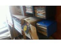Joblot vinyl records lp and singles