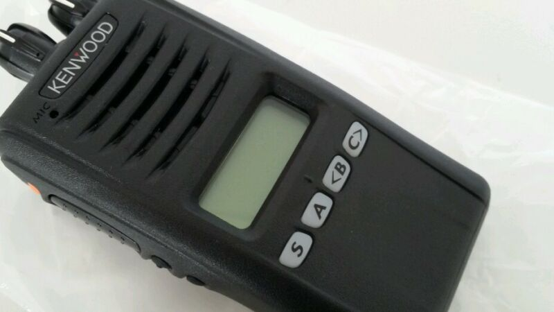 KENWOOD NX-320 k2 UHF NEXEDGE Portable Radio
