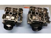 Suzuki SV1000S cylinder heads, in excellent order
