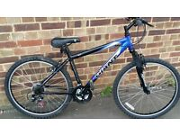 Giant rock pushbike good condition