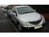 2009 Ssangyong Actyon 200 XDI 2.0 Diesel