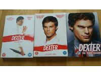 Dexter - season one, two and three