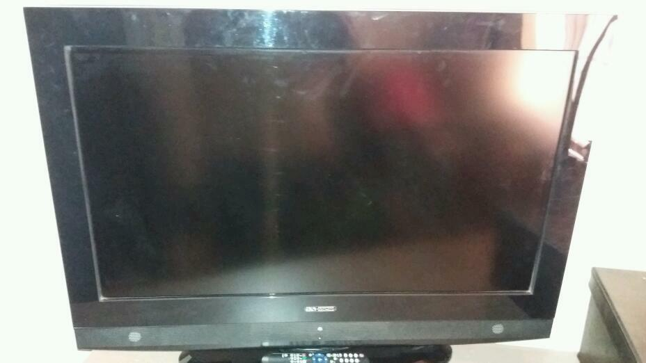 Acoustic solutions lcd Tv Manual lcdw22dvd95f
