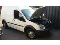 Ford transit connect high top m/w/b