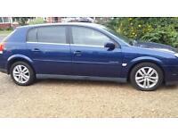 Vauxhall Signum 2.0 turbo low miles