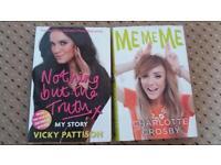 Vicky pattison + charlotte crosby