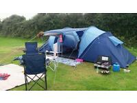 Tent for sale excellent condition fits 4-6 people very comfortable