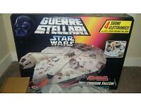 Star wars millennium falcon Rarer Italian version
