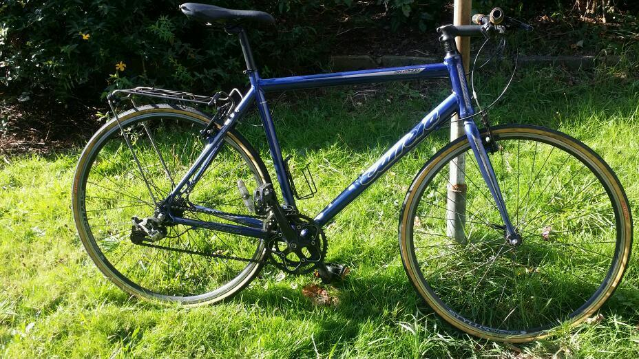 Carrera Gryphon Large Frame Road Bike 100 No Offers In