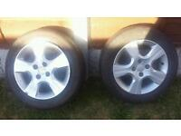 Honda Jazz Alloy Wheels