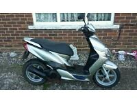 Yamaha jog r 50cc 2 stroke moped mot 2002 learner ready