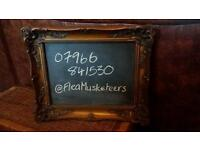 Framed Chalk Board ideal for cafe, busy to I kitchen