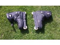 Roller blades Mens size 9