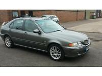 Rover 45 1.8 zr petrol 78k
