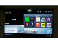 """LG smart 32"""" full HD LED TV Excellent condition and Nearly new £200 ono"""