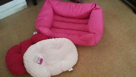 Nearly new Dog beds