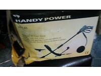 Power wash pump