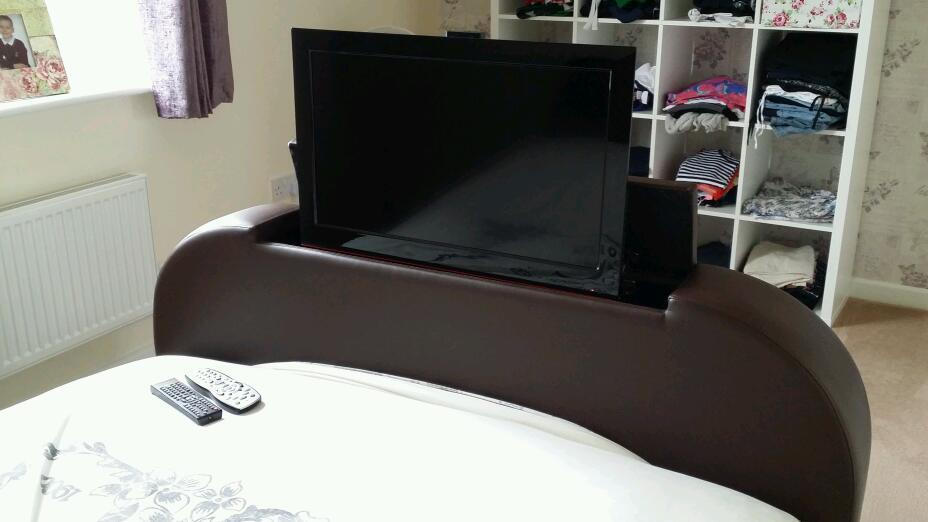 Dreams Double Tv Bed Buy Sale And Trade Ads Great Prices