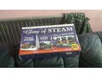 Glory of steam book dvd 1000p jigsaw