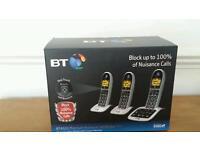 BT4600 digital cordless phone with answer machine