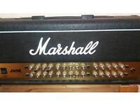 Marshall JVM410 amplifier head