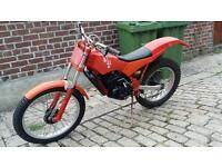 1986 TR32 beta trials bike 250cc