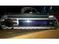 Sony cd mp3 aux usb player