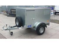 K9 dog moving trailer