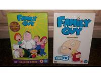 Family guy box sets :- NEW