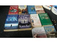 Josephine Cox books