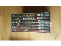 Marvels Avengers dvd set Brend new