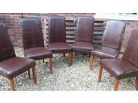 House of Fraser dining chairs