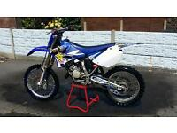 YAMAHA YZ 125 05 IMMACULATE CONDITION VERY LOW HRS PX WELCOME