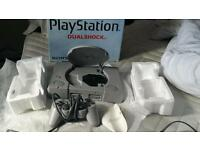 Ps1 boxed 6 games
