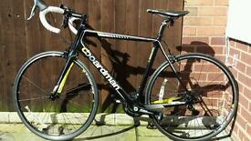 Boardman Team Carbon road bike (large)